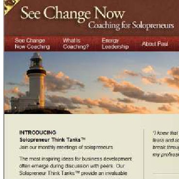 See Change Now Coaching